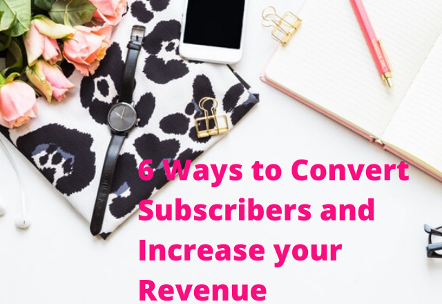 How to increase subscribers to newsletters