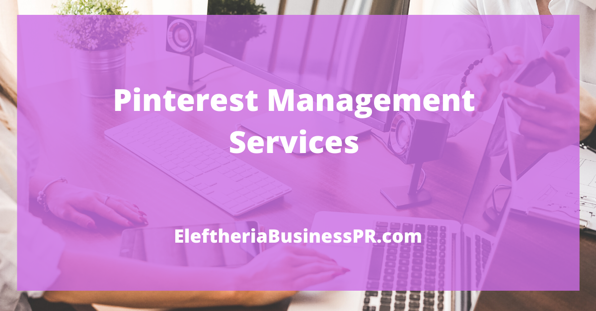 Pinterest Management services /Pinterest course