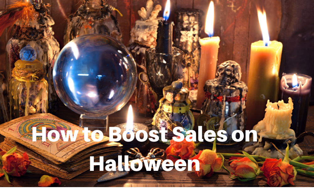 How to Boost Sales on Halloween